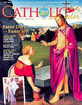 The Catholic Islander Cover Image - small