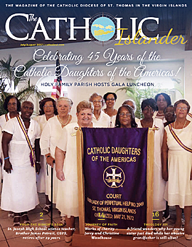 June 2017 Catholic Islander Cover