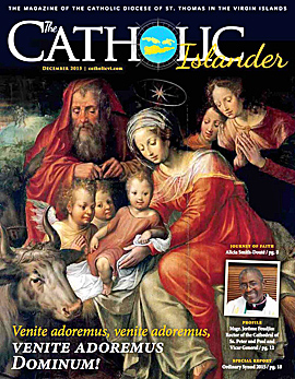 November 2016 Catholic Islander Cover